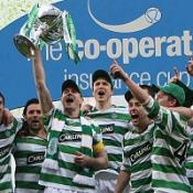Hoops win tense Old Firm final