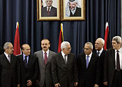 Abbas and new government