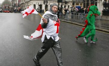 St George's Day 2012: Five weird facts about St George