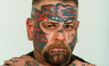 Are these the worst tattoos in the world?