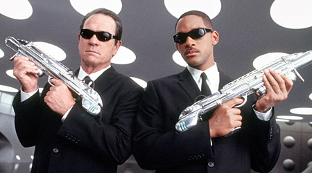 Studio bosses want Will Smith to reprise his Men In Black role