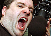 Radio One star Chris Moyles