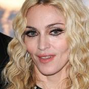 Madonna pledge for quake victims