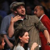 Justin Timberlake's perfect match?