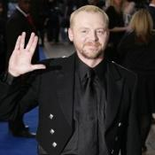 Simon Pegg's Spaced film doubts