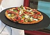 Fatty: Some pizzas contain 70% of daily fat intake