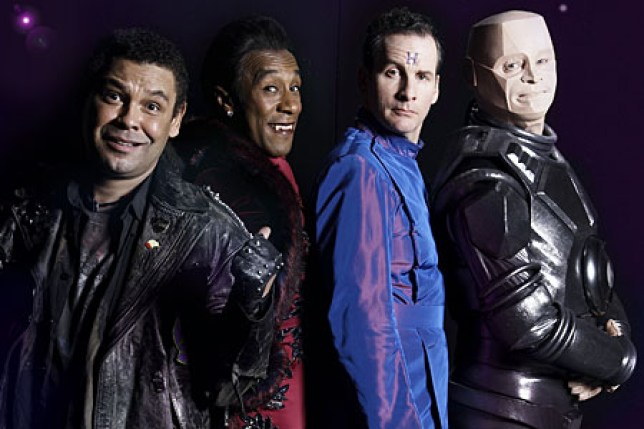 Welcome back, Red Dwarf (Picture: BBC)
