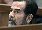 Saddam fans hold birthday party