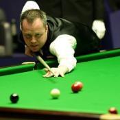 Higgins bursts clear of Allen