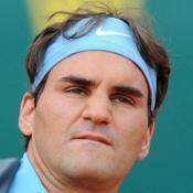 Federer into Rome semi
