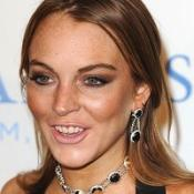 Lohan still 'friends' with Ronson