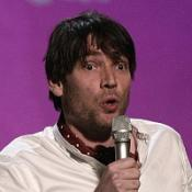 Alex James gives talk for event