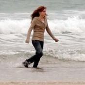 Harry Potter stars enjoy sea air
