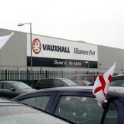Mandelson in Vauxhall rescue talks