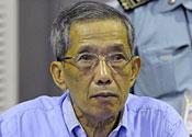 Khmer Rouge survivor testifies