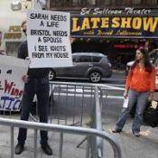 Letterman 'sorry' over Palin joke