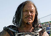First glimpse of Mickey Rourke in Iron Man sequel