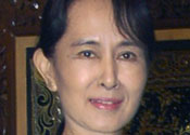 UN chief argues for Suu Kyi's freedom