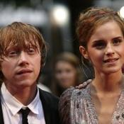 Spotted: Rupert and Emma hold hands