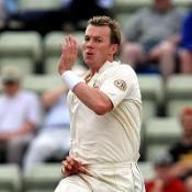 Lee missing for second Test