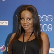 Keisha: Hard to be a role model