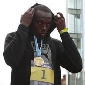 Bolt shrugs off Blake questions