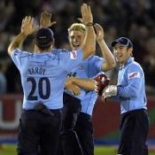 Twenty20 cheer for Sussex