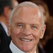 Anthony Hopkins a hit on film set