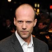 Jason Statham films Blitz in London