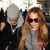 Lohan and Ronson both moving house?