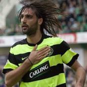 Georgios Samaras looks to the long-term with Celtic