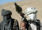 Five police dead in Taliban attacks