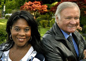 Big Ron and Tessa on Wife Swap collision course