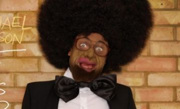 Bo' Selecta's Leigh Francis in 'controversial' Michael Jackson tribute