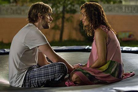 The gentle touch: John Krasinski and Maya Rudolph star in Sam Mendes's Away We Go