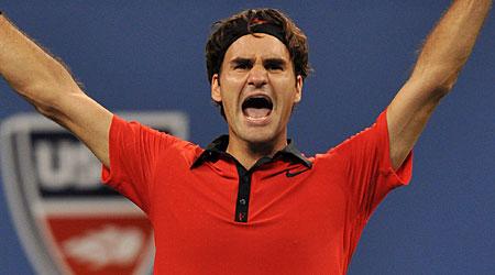Federer v DJokovic
