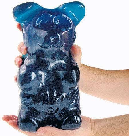 Can you handle the giant gummy sugar rush?