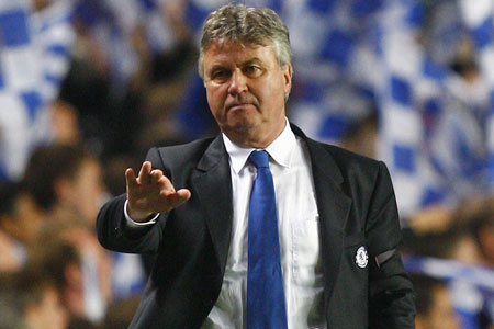 Belief: Guus Hiddink has backed Chelsea to overcome their transfer ban