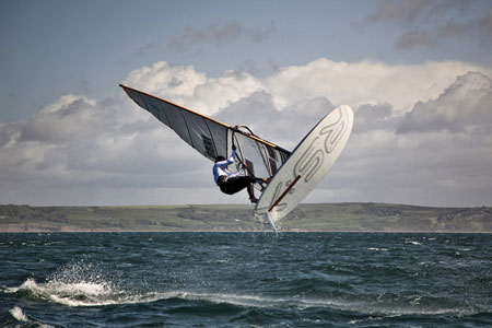 A surf bet: Nick Dempsey will now be one of the favourites for 2012