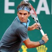 Federer still on course