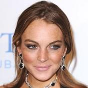 Lindsay Lohan has been hired as artistic adviser to a French fashon house