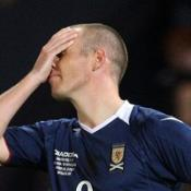 Scotland World Cup dreams over