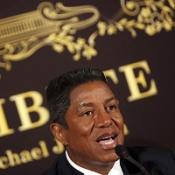 Jermaine Jackson called for his brother Michael to be reburied at Neverland
