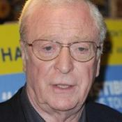 Sir Michael Caine has described his lates vigilante film as a 'warning' of the way British society is heading