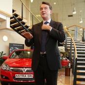 Mandelson makes Vauxhall plant plea