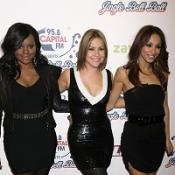 Sugababes play T4 Stars of 2009