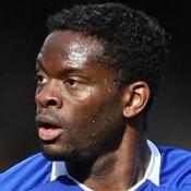 Saha at the double for Everton