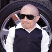 Verne Troyer arrives for the premiere of the The Imaginarium of Doctor Parnasus