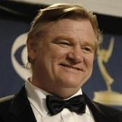 Brendan Gleeson paid tribute to his late mother