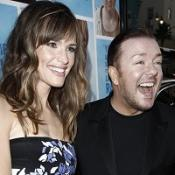 Gervais on 'Goody Two Shoes' Garner